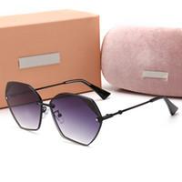 kastenglas preis großhandel-NEUE Sommermänner setzen Sonnenbrille GLAS-OBJEKTIVE-Frauen auf den Strand, die Fahrrad-Glas fahren Sonnenbrillen mit preiswertem Preis des Fallstoffkastens geben Verschiffen frei