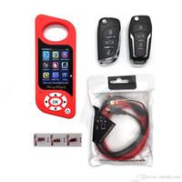bmw auto-chip-programmierer großhandel-JMD Handy-Baby II Auto-Schlüssel-Werkzeug für 4D / 46/48 / G Auto-Schlüssel-Chip Kopierer Transponder Chips Fern Generator mit Englisch / Spanisch