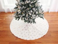 delantal falda árbol de navidad al por mayor-36
