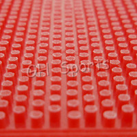Wholesale table tennis long pimple rubber resale online - Globe Chop Attack Long Pips Out Table Tennis PingPong Rubber Without Sponge Topsheet OX