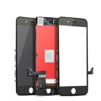 esnek dokunmatik ekran toptan satış-iPhone 6 6s için Yüksek Kalite LCD Ekran Dokunmatik Ekran Sayısallaştırıcı Meclisi Yedek Parçaları Artı 7 8 Artı DHL