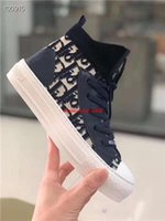 Wholesale shoes casual woman high resale online - New Canvas Shoes High Quality Fashion Hococal Women Ladies Low Top Canvas Embossed Microfiber Sneakers Casual Sandals