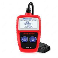 lector de código ford escáner al por mayor-OBD2 Auto Scanner MS309 Lector de Código Auto Herramienta de Diagnóstico Universal EOBD OBD 2 Scanner