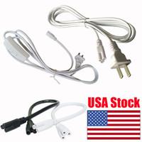 alambres de pasador al por mayor-Conectores de alimentación Línea de cable Cable más flexible Cable eléctrico con un interruptor de encendido / apagado 303 incorporado.