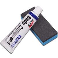 Wholesale car filler pen resale online - Car Scratch Repair Tool Auto Body Compound Kit MC308 Polishing Grinding Paste Paint Care Set Auto Accessories Fix it Car Wax