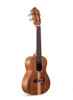 Wholesale 26 inches ukulele for sale - Group buy New TOM Guitar manufactory acacia ukulele inch Hot sale Tenor ukulele ukulele Stringed Instruments With Carrying Bag