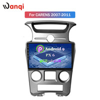 Wholesale android system car radio for sale - Group buy 9 inch G G PX6 android car dvd player for kia Carens audio radio multimedia gps navigation system