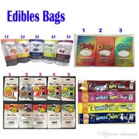 Wholesale candy packages resale online - Flav Chuckles Medibles NeRds ROPE Infused Candy Gummies Packaging Bag Edibles Packaging Mylar Bag Smell Proof Package for Candy Food