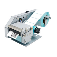 Wholesale marking printer for sale - Group buy 56mm Label continuous marked sticker paper scale Embedded thermal Printer auto peel off rewinder Automatical Peeling Peeler