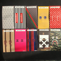 ingrosso carta da imballaggio logo-Nuovo adesivo per Juul OEM Wraps per Juul Kit Personalizzato Paper Cover Sticker sigaretta elettronica con logo per Juul Cartridges Pods