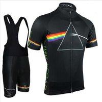camisa de ciclismo rosa para homem venda por atacado-Pink Floyd Conjuntos de Ciclismo Homens Mtb Camisas Respirável Bicicleta Roupas Kits Quick Dry Sport Tops Ciclismo Jerseys Xs-5xl