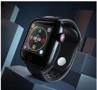 умные часы водонепроницаемые яблоко оптовых-Smart Watch Мужчины Мониторинг сердечного ритма Несколько спортивных режимов Фитнес-трек для Apple Watch Водонепроницаемый IP67 SmartWatch