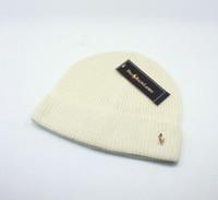 Wholesale mens wool knit winter hats resale online - mens designer hats bonnet winter beanie knitted wool hat plus velvet cap skullies Thicker mask Fringe beanies for men