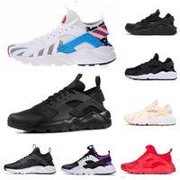 erkekler için huarache toptan satış-Ayakkabı Klasik Üçlü Beyaz Presto Siyah Kırmızı Erkekler Kadınlar Huarache Spor Tasarımcı Sneakers Ayakkabı 4.0 1.0 Koşu Ayakkabı huarache