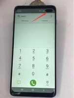 ingrosso telefoni thai-Goophone 10 Plus HD 6.4 pollici 10+ Goophone Face Iris ID WCDMA 3G Quad Core Ram 1GB ROM 8GB Android 7.0 Camera 8.0 + 5.0MP phone Mostra 5G 512GB
