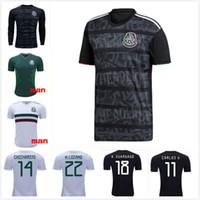 cd6ed88c29b free customized soccer jersey NZ - free DHL 19-20 Mexico Custom Soccer  Jerseys Customized
