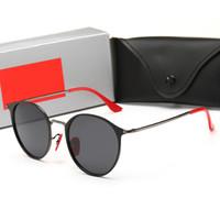 modische dame sonnenbrille großhandel-RayBan RB3601 Sonnenbrillen für Männer Frauen Luxus Sunglases Damenmode Sunglass Trendy Damen Sonnenbrille Unisex übergroßen Designer Sonnenbrillen