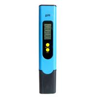 ingrosso tipi di test idrici-Penna per test pH Penna per test di qualità dell'acqua Strumento di calibrazione automatica portatile ad alta precisione