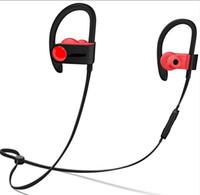 mühür için bluetooth toptan satış-2018 En Iyi 3.0 kablosuz bluetooth kulaklık 2.0 gürültü iptal spor kulaklıklar mühür perakende kutusu ile DHL Ücretsiz kargo