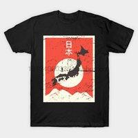 Wholesale posters women resale online - Men tshirt Short sleeve Nippon Vintage Japanese Anime Poster Anime T Shirt O neck Women t shirt