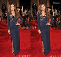 de0372d0004 En gros de robe marron selena gomez à vendre - Selena Gomez 2014 Robes de  Soirée