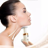 Wholesale neck exerciser chin massager resale online - Chin Neck Massage Delicate Neck Slimmer Neckline Exerciser Reduce Double Thin Removal Jaw Body Massager Face Lift Tools RRA935