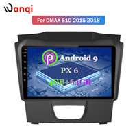 Wholesale android system car radio resale online - Car Radio for ISUZU DMAX Din android HD Touch screen auto audio dvd player multimedia system Bluetooth car dvd