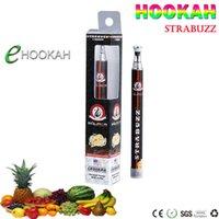 ingrosso penna dello stellato hookah-800 Puffs colorato marca Starbuzz monouso sigaretta shishia penna narghilè tempo penna vaporizzatore usa e getta di alta qualità e sigarette penna vape