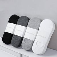 ingrosso calzini per uomo estate-20190412 uomo sottile di estate Cotton Socks calzini invisibili Low-side e cilindro corto calzini