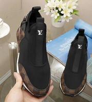 zapatillas de boda para hombre al por mayor-Calzado nuevo zzv Party Wedding Shoes para mujer para mujer gamuza negra con puntas negras, zapatillas bajas, diseño de zapatos causales Tamaño 35-45