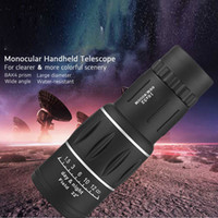 Wholesale monocular telescope waterproof for sale - Group buy Monocular telescope X52 M M Zoom telescopio hd monoculars spotting scope telescope night vision high quality New