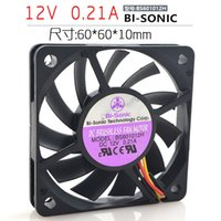 Wholesale thin copper wire resale online - Bairui CM cm V Large Air Volume wire Ultra thin Cabinet CPU Cooling Fan BS601012H
