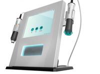 ingrosso attrezzature per la bellezza dell'ossigeno-Più nuovo Ossigeno 3 in 1 Ossigeno viso ossigeno macchina del viso Sollevare Rughe Dispositivo di Rimozione RF Facial macchina anti invecchiamento bellezza DHl Spedizione Gratuita