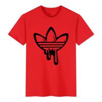 kadın tişörtleri toptan satış-Lüks Kadınlar Tshirts Spor O-boyun Gevşek gömlekler Bir Ev Designer Günlük Tees Erkekler Moda Giyim Baskılı