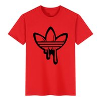 ropa xs para mujer al por mayor-Mujeres de lujo camisetas Deportes O-cuello Impreso camisas sueltas un diseñador casa Ropa Casual Tees Hombres Moda