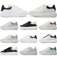 b ayakkabıları toptan satış-alexander mcqueens Designer Shoes McQueen Yeni varış presto huarache erkek ayakkabı Üst 1 s 270 2018 artı bayan eğitmenler Rahat nefes spor sneaker koşu ayakkabıları boyutu 36-45