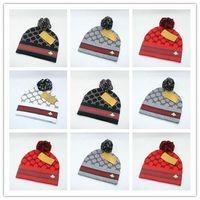 ingrosso cappelli di beanie di cotone-I più venduti Cappelli invernali per Donna Uomo stile di lusso Designer Moda Berretti Skullies Cappellini Chapeu Cotton Gorros