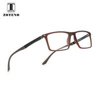 vidros de fundição venda por atacado-TR90 Homens Armações de Óculos Clássico Miopia Prescrição Óptica Armações de Óculos Claros Gozluk Espetáculos de Marca de Design Masculino # 88008 T190618