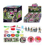 figuras de ação de brinquedos de plástico venda por atacado-2019 brinquedos Action Figure dos desenhos animados Fort noite Plastic boneca Funko pop Crianças Desempacotar Dolls meninas engraçadas Dress Up Christmas Gift