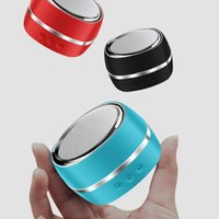 auto falantes de carros pequenos venda por atacado-Sem fio Bluetooth Speaker Lossless Qualidade de Som Ao Ar Livre Esportes Inteligentes Mini Speaker Subwoofer Carro Móvel Pequeno Som