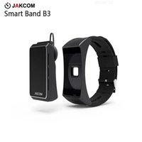 продажа видеотелефонов оптовых-JAKCOM B3 Smart Watch горячие продажи в смарт-браслеты, как видео фильтрации mp 80 телефон