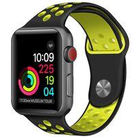 pvc gehäusegrößen großhandel-Neue Marke Apple Watch Series 4 16 GB Funktionen Beschleunigungsmesser Wasserdichtes Gyroskop GPS Band Farbe Schwarz Gehäusegröße 44 mm Kompatibel