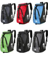 mochila de viaje mochila al por mayor-The North Designer Mochila Travel Duffel Bags Outdoor Multifuncional NF Face Mochilas Estudiantes Bolsa de hombro Bolsa de almacenamiento Daypack B81201