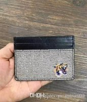 Wholesale codes phone for sale - Group buy 41938 original box luxury real leather multicolor date code short wallet Card holder women man classic zipper pocket Victorine