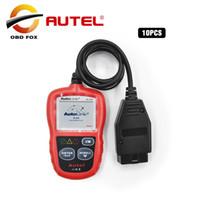 Wholesale free online scanners for sale - Group buy DIY Code Reader Autel AutoLink AL319 OBD2 diagnostic tool ML319 scanner update online DHL free