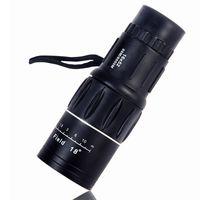 Wholesale coated binoculars for sale - Group buy Tongbing Dual Focus Travel Hunting Zoom Optic Lens Binoculars Coating Lenses Hnight Vision Children s Telescope T190627