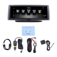 Wholesale android for screen car resale online - 7 inch Quad Core Car Radio GPS Navigation with Capacitive Screen Stereo Bluetooth WIFI Touch Screen for Android