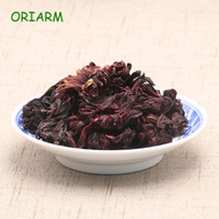 Wholesale hibiscus teas for sale - Group buy Chinese Hibiscus Tea Health Care Natural Roselle Flower Tea Dried Herb Scented Herbal Tea Health Green Food