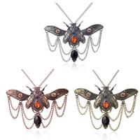 ingrosso fascini beatles-Collana creativa di fascino dei gioielli della Boemia dei gioielli della collana del pendente dei beatles di modo