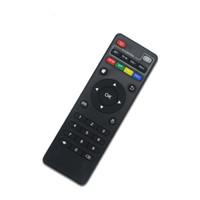 evrensel ir uzaktan toptan satış-Android TV Box Için evrensel IR Uzaktan Kumanda H96 max / V88 / MXQ / T95Z Artı / TX3 X96 mini / H96 mini Değiştirme Uzaktan Kumanda
